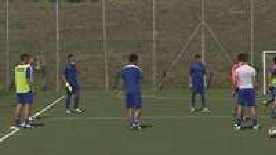 Il San Marino riparte: domani la CarrareseIl San Marino riparte: domani la Carrarese