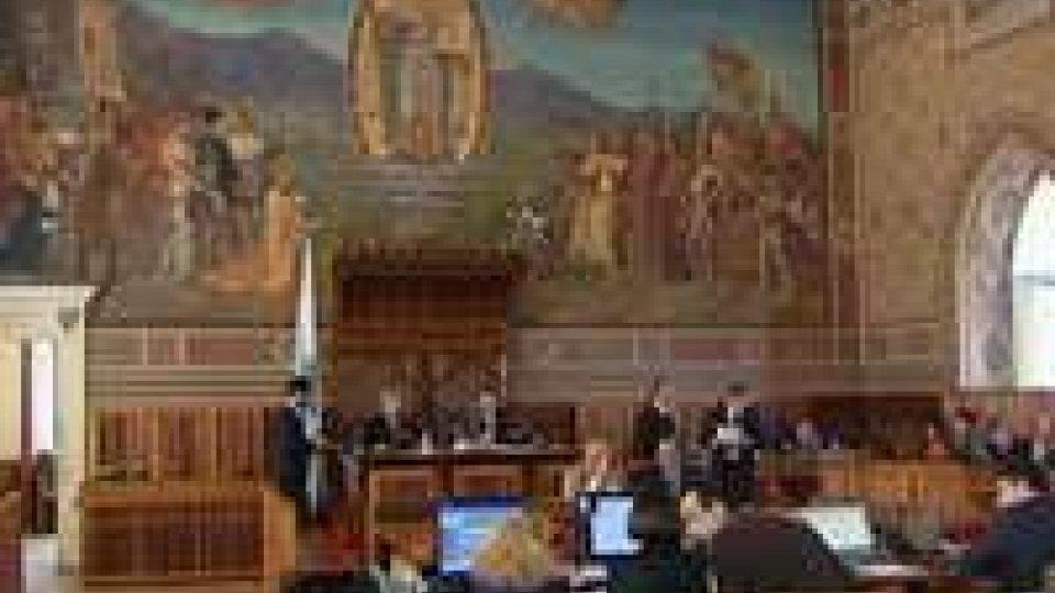 Consiglio: ratifica del decreto sui riposi compensativi