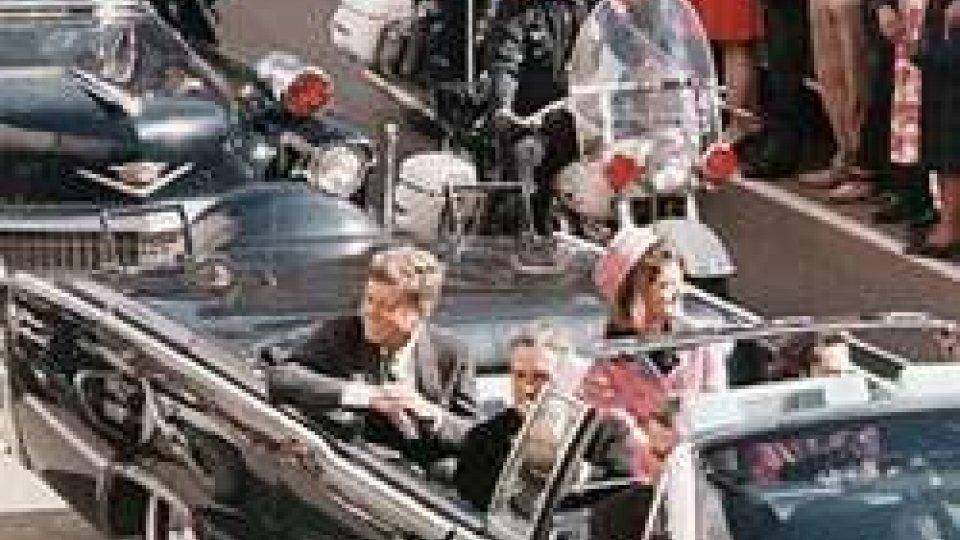 22 novembre 1963: moriva a Dallas il presidente John Fitzgerald Kennedy