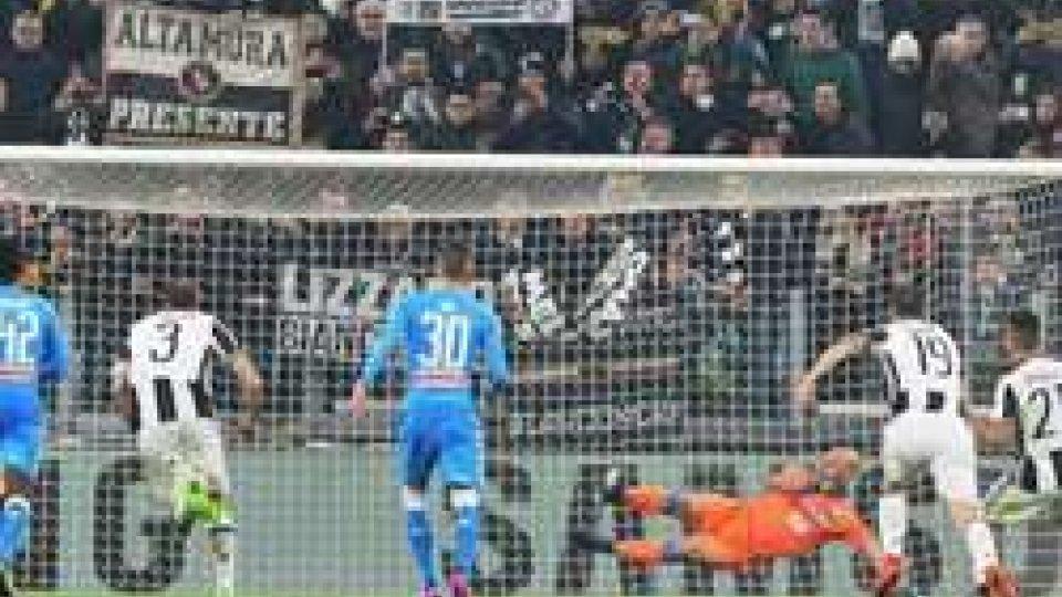 Coppa Italia: Juve batte Napoli tra le polemiche