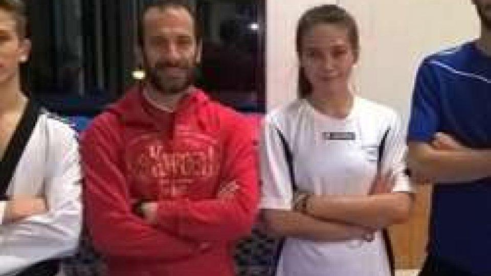 Teakwondo a Belgrado