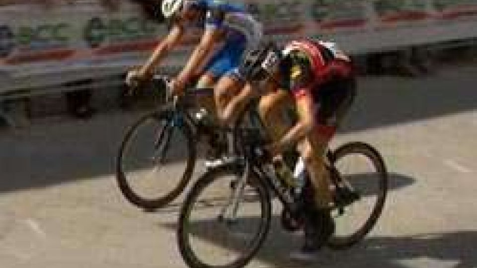 Ciclismo: Andrea Innocenti vince la l'edizione 2015 della Lugo–San MarinoCiclismo: Andrea Innocenti vince la l'edizione 2015 della Lugo–San Marino