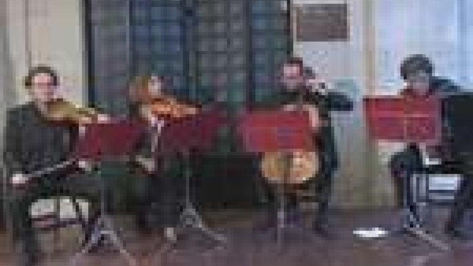"""San Marino - Rassegna d'autunno: protagonista il """"Quartetto Fancelli"""""""