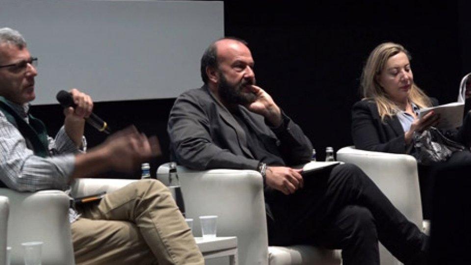 Davide RondoniIncontro tra la settima arte e la poesia: Davide Rondoni alla Festa del Cinema di Roma