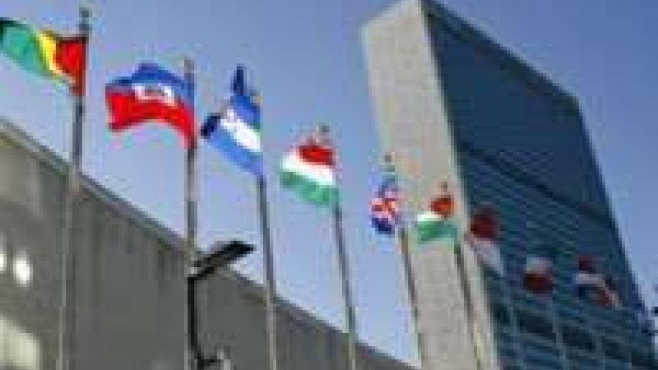 New York: la Reggenza all'Onu per il vertice dei Capi di stato sui cambiamenti climatici