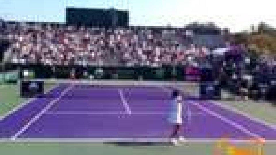 Tennis, azzurri giramondo