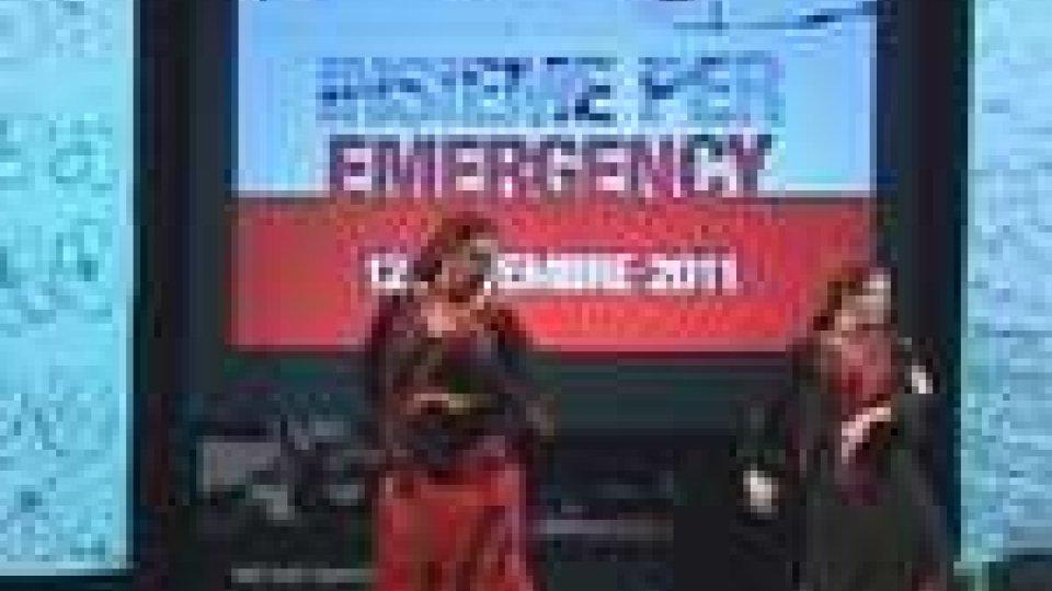 "San Marino - Ieri la serata ""Insieme per Emergency"""