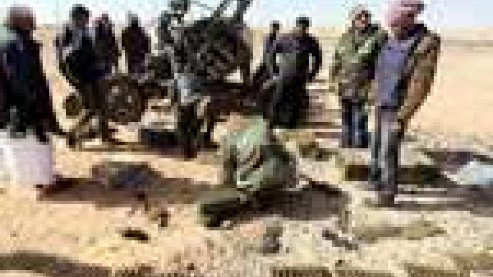 Libia: stop alle esecuzioni di libici detenuti in Iraq