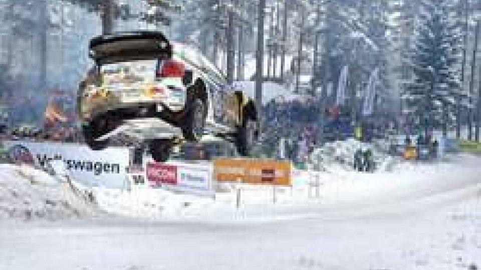 Rally Svezia