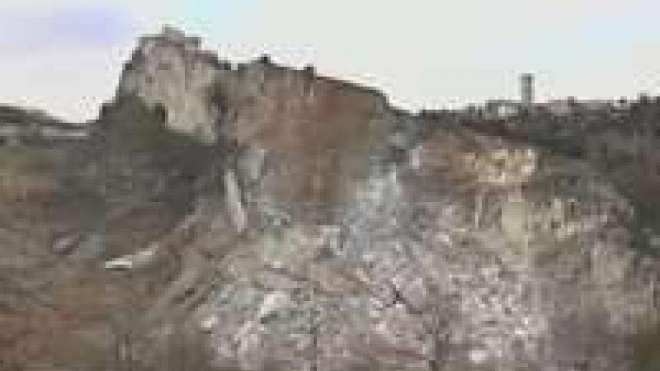 San Leo: situazione sotto controllo, cresce l'interesse anche turistico