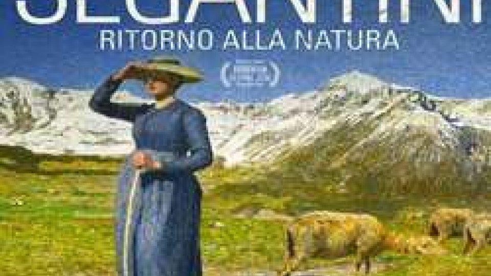 Segantini, ritorno alla natura al cinema Concordia