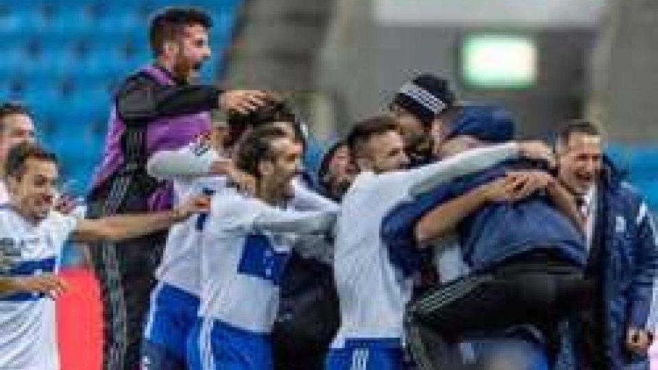 Norvegia-San Marino: finisce 4-1