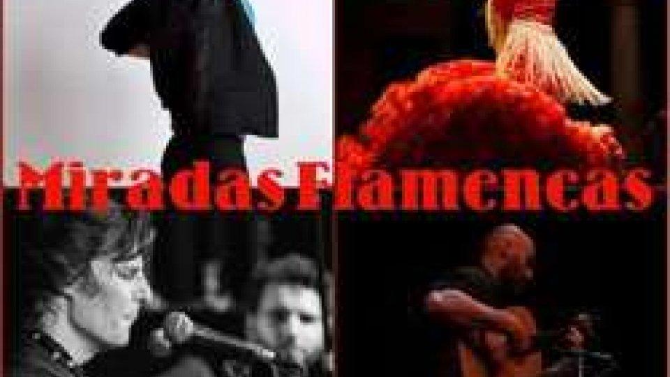 MIRADAS FLAMENCAS A COR.TE PASSIONE E POESIA ANDALUSA