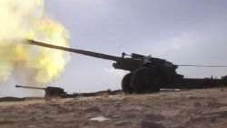 Siria: prosegue l'avanzata dell'EsercitSiria: prosegue l'avanzata dell'Esercito nella sacca islamista di est Ghouta