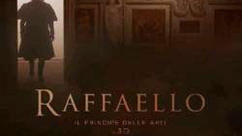 """Al Cinema Tiberio ritorna a grande richiesta il film """"Raffaello principe delle arti"""""""