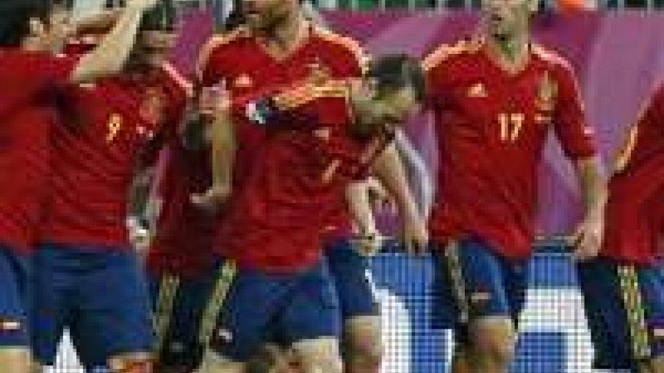 Spagna-Irlanda 4-0, la squadra del Trap è fuori dagli Europei