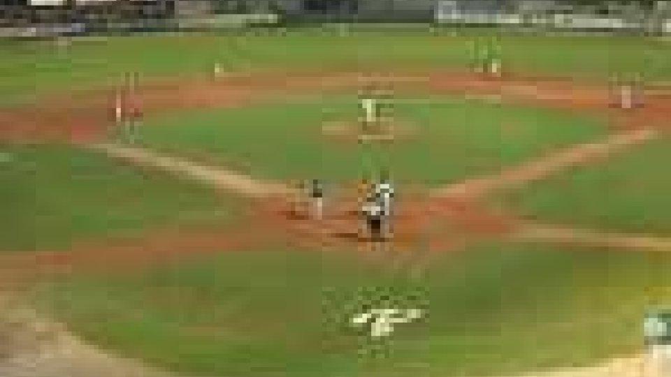 Baseball: Cariparma-T&A 2-1, finale al cardiopalma