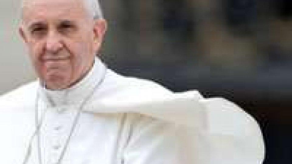 """Papa Francesco: appello per la pace, """"Basta bambini morti"""""""