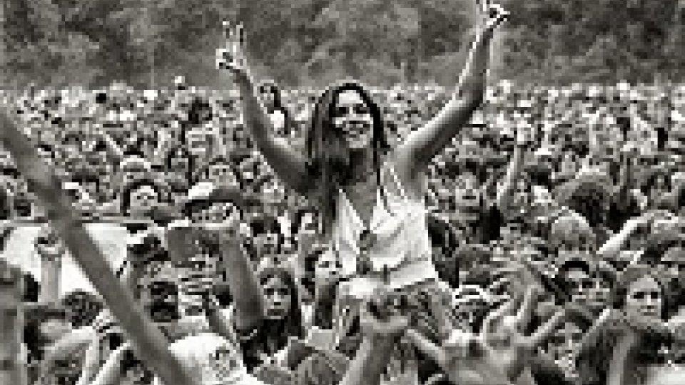 I 50 anni di Woodstock, ad agosto due festival