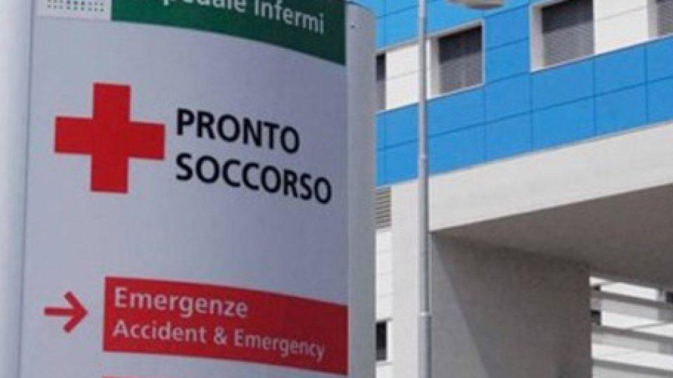 L'ospedale di Rimini
