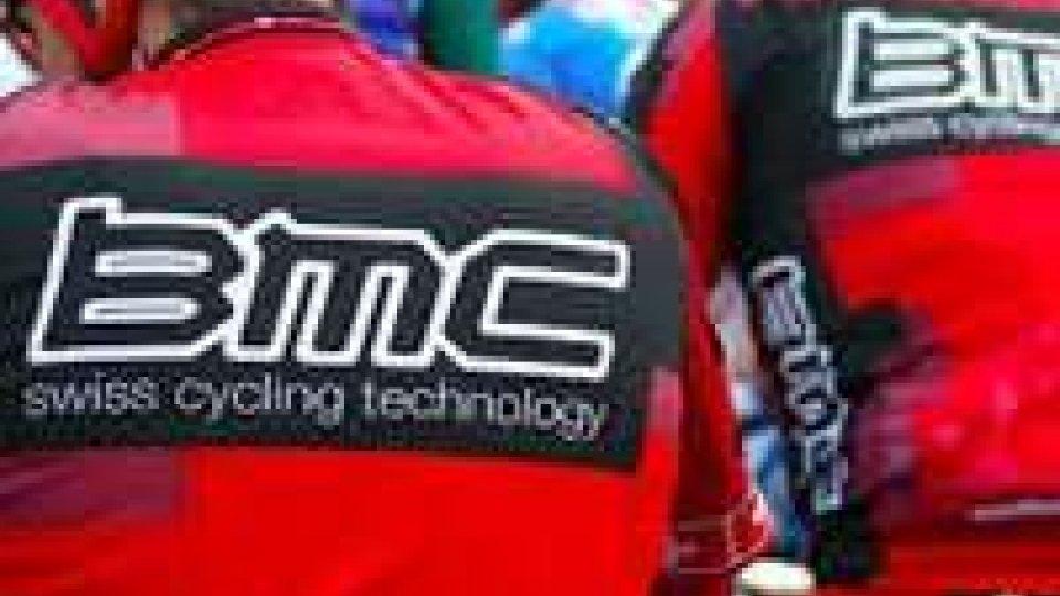 Mondiali Ciclismo: oro per la Bmc Racing nella cronosquadre uomini