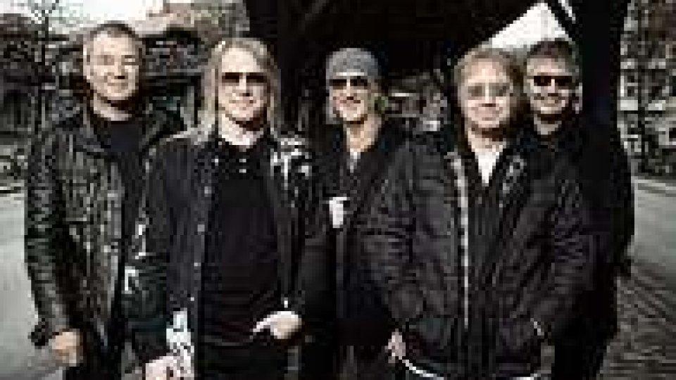 Deep Purple tornano in Italia a luglio