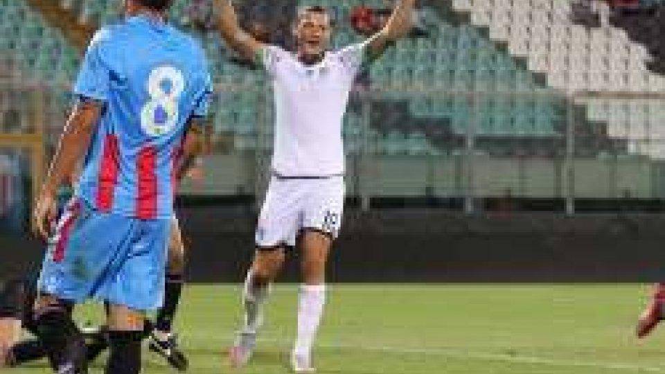 Catania-Cesena 1-4