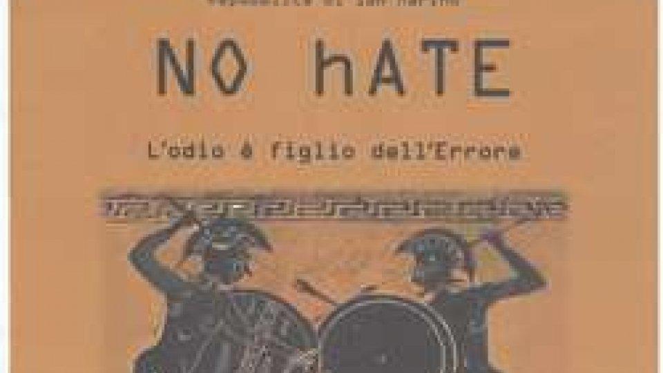 """Scuola secondaria superiore presenta """"NO hATE"""""""
