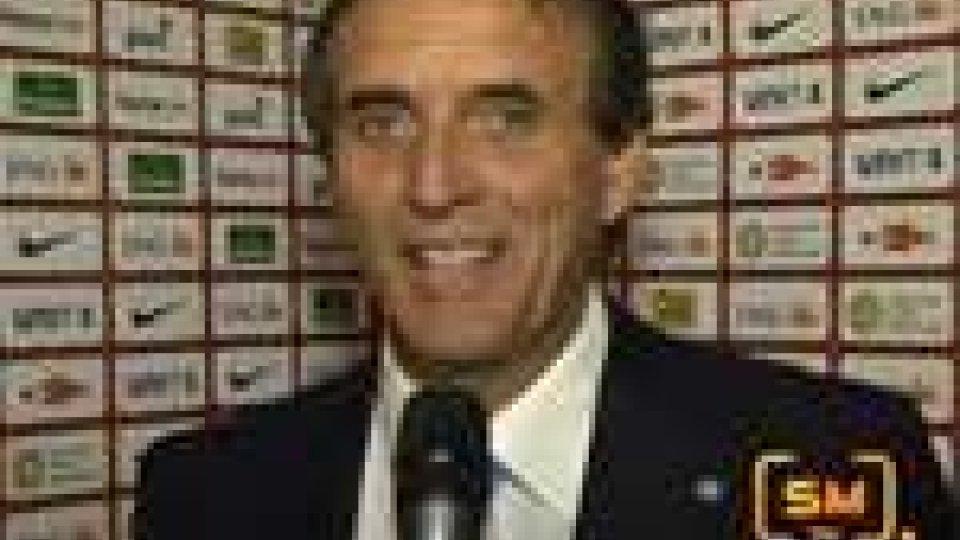 Olanda-San Marino: intervista al ct Mazza