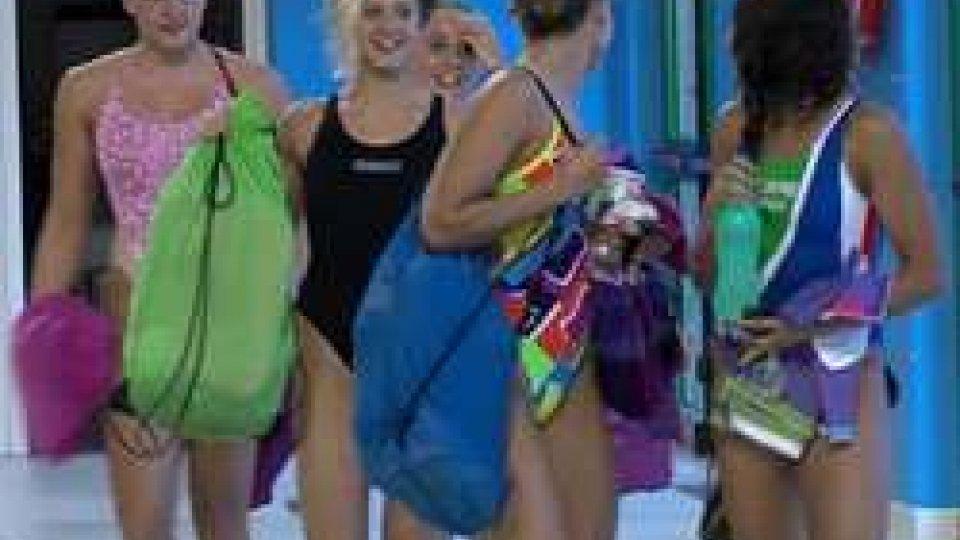 Nuoto, San Marino: obiettivo mondiali di KazanNuoto, San Marino: obiettivo mondiali di Kazan