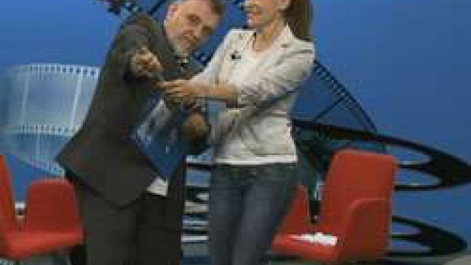 Emanuela Amy Rossi e Francesco ZingrilloPILLOLA n° 15 sintesi del programma AL CINEMA