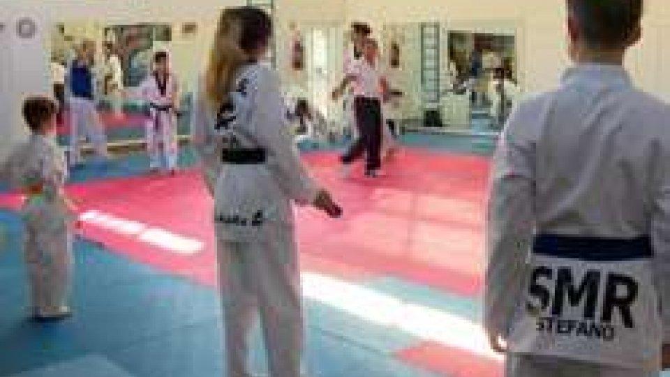Nazionale di taekwondo al lavoro per il mondiale sudcoreano