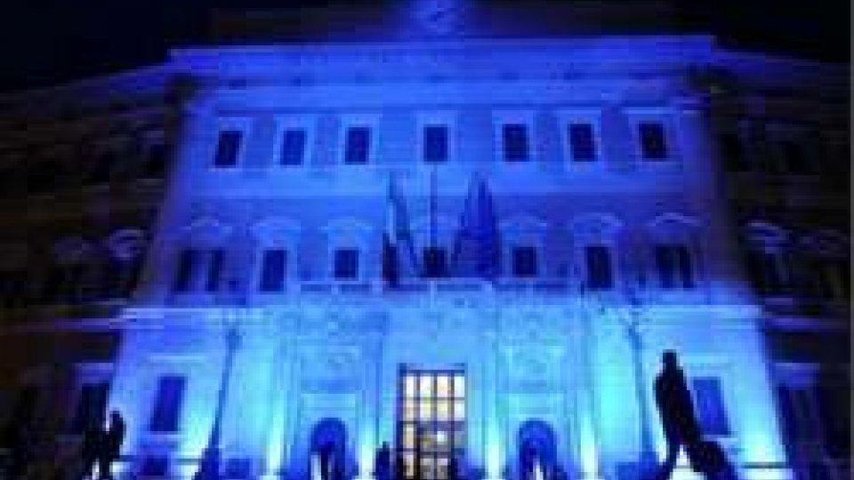 Montecitorio Blu