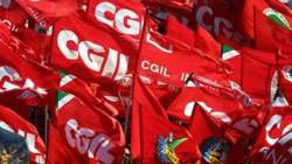 CGIL Rimini. Più ore di CIG meno crescita