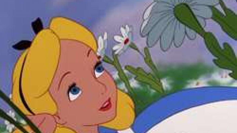 Alice, famoso personaggio Diseny