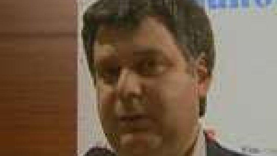 Segretario alle Finanze Stefano Macina