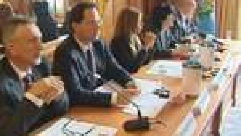 San Marino - Rogatorie internazionali al centro della conferenza stampa a Roma