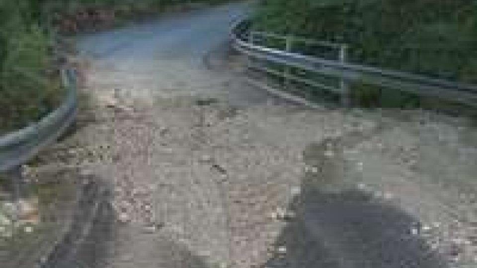 Maltempo: ancora disagi in Strada dei Laghi a causa di pioggia e grandine