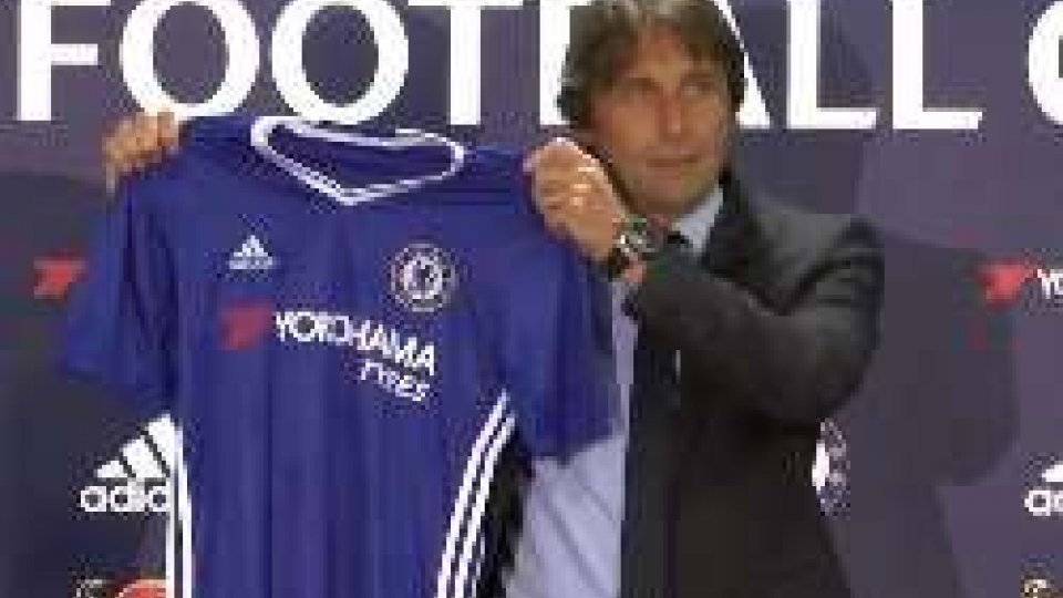 """Conte al Chelsea: """"So che devo vincere"""""""