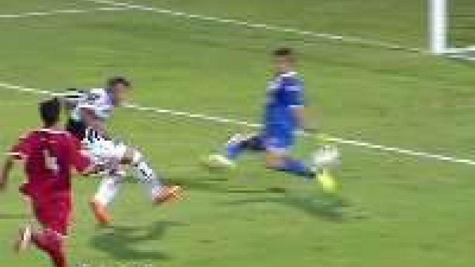 Coppa Italia: Ascoli-Ancona 5 a 3