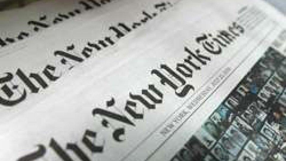 """""""La carta stampata ha 10 anni di vita"""": lo dice il CEO del NYT"""