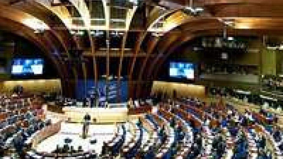 Delegazione sammarinese a Strasburgo
