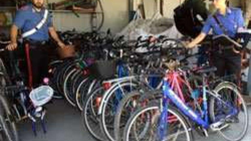 Riccione: arrestato un ventenne ladro di biciclette