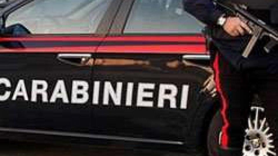 Un 41enne ruba un portafoglio alla Snai di Novafeltria: fermato dai Carabinieri