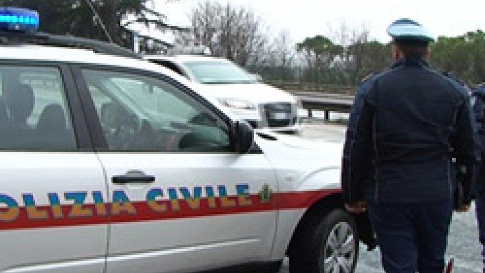 Polizia Civile al lavoroReati in aumento a San Marino: +175% quelli legati a detenzione e spaccio di stupefacenti