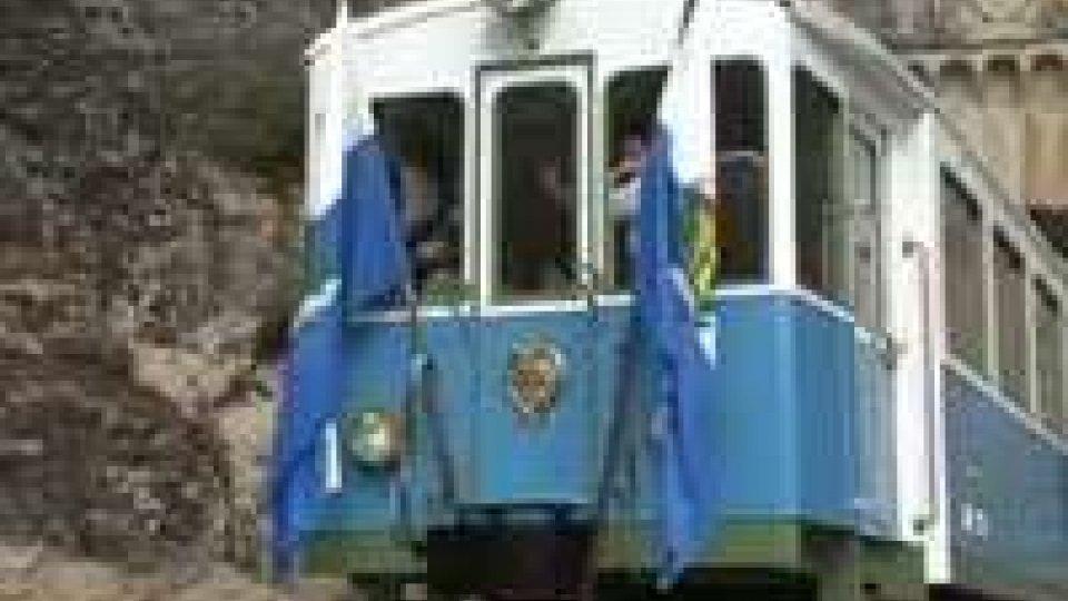 """Giornata delle ferrovie, l'ass. Treno Bianco Azzurro celebra la """"non dimenticata"""" linea San Marino Rimini"""