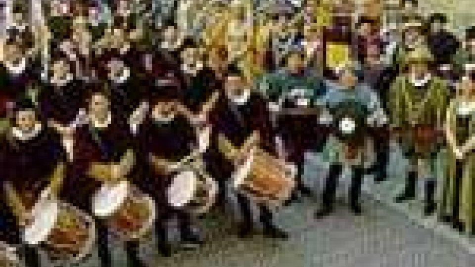 Manifestazione alla Cava