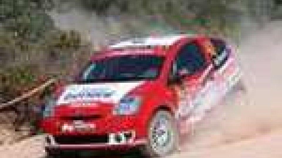 Rally, Ceccoli terzo in Costa Smeralda