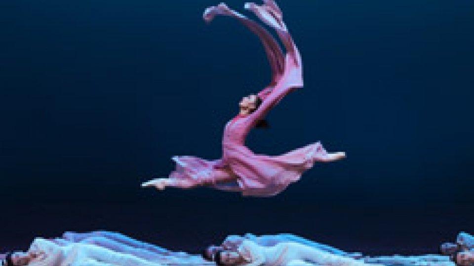 """Istituto Confucio: presentato l'OPEN DAY e lo spettacolo """"The Classical Ballet of Guangzhou"""""""