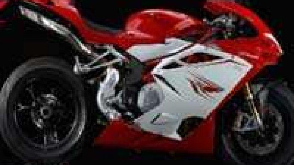 Ufficiale SBK: MV Agusta torna alle gare